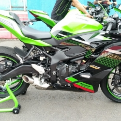 Test Ride Kawasaki ZX-25R
