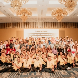 Distributor Meeting Dunlop 2020 - Optimisme Dunlop Memperkuat Jaringan Distributor dan Pasar OEM